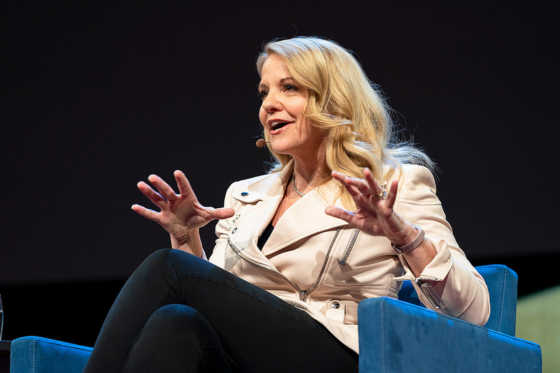 19. Gwynne Shotwell – Presidente e COO da SpaceX - Crédito: TED Conference on Visualhunt.com / CC BY-NC-ND/33Giga/ND