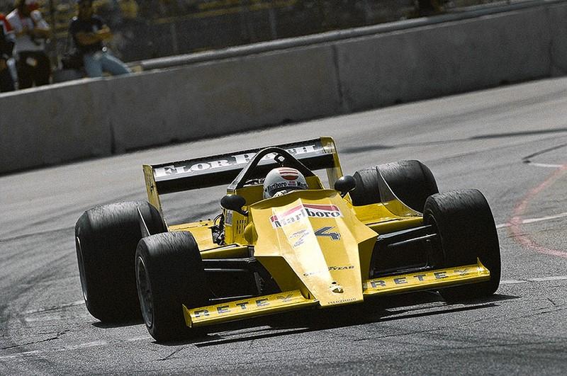 A equipe Merzario teve uma grande ideia em 1979 e fechou o patrocínio com uma funerária. Isso em uma das épocas mais perigosas da F1 - Foto: Reprodução/Pinterest - Foto: Reprodução/Pinterest/Garagem 360/ND