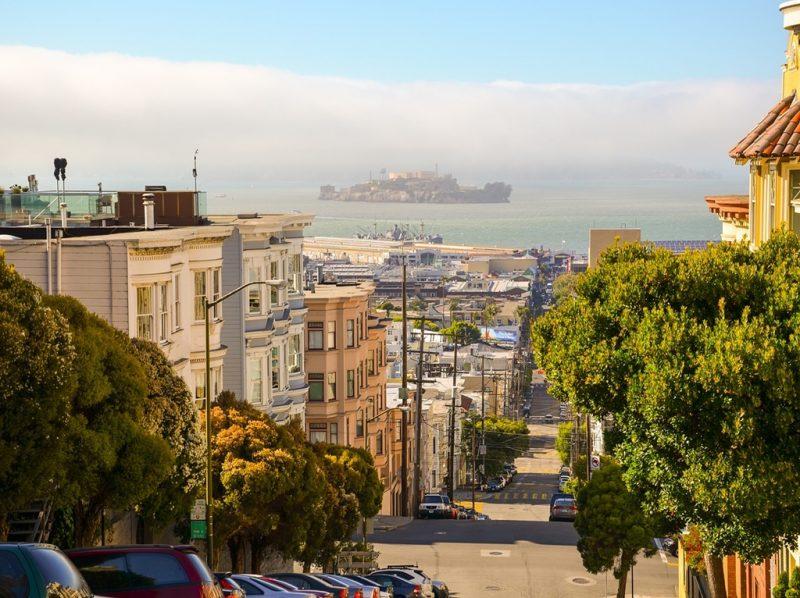 São Francisco, Estados Unidos - USA-Reiseblogger por Pixabay - USA-Reiseblogger por Pixabay/Rota de Férias/ND