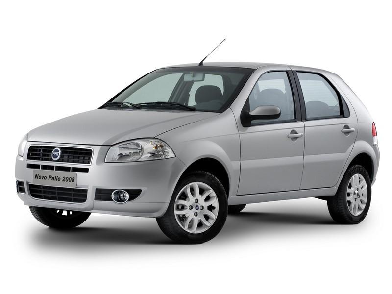 2º- Fiat Palio: 99.509 unidades - Foto: Divulgação - Foto: Divulgação/Garagem 360/ND