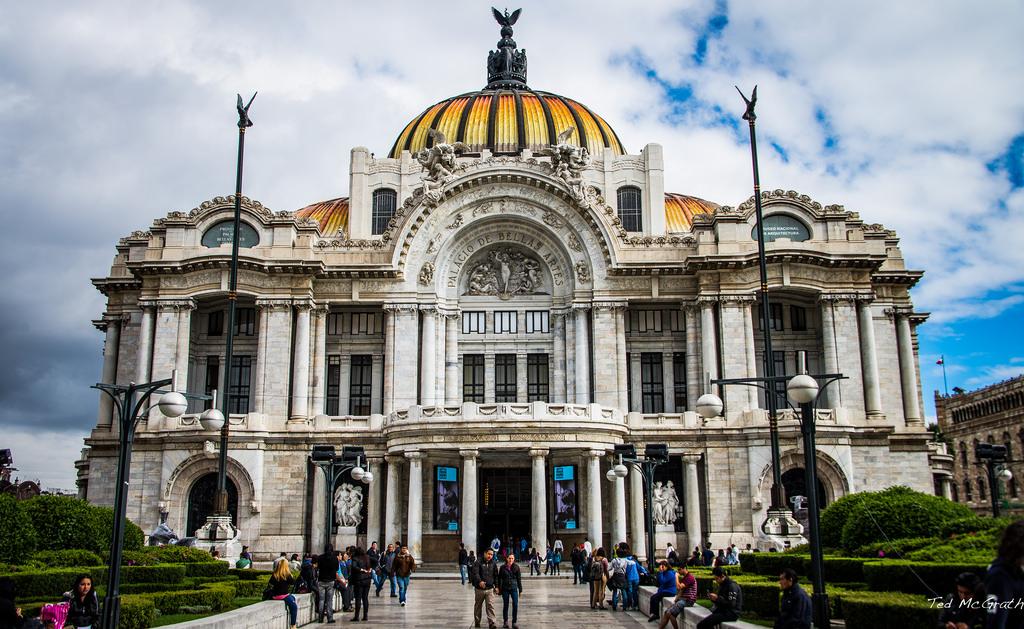 Cidade do México, no México - Ted's photos - Returns Early June on Visual Hunt / CC BY-NC-SA - Ted's photos - Returns Early June on Visual Hunt / CC BY-NC-SA/Rota de Férias/ND