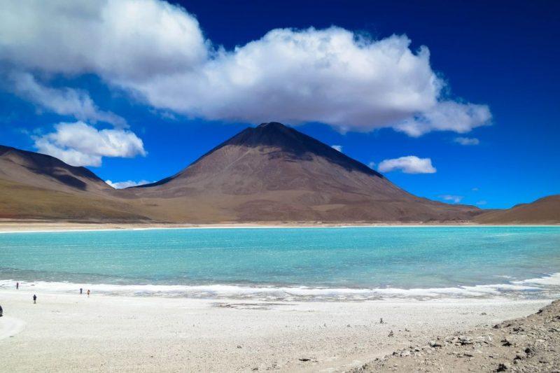 Laguna Verde, Bolívia - Pixabay - Pixabay /Rota de Férias/ND