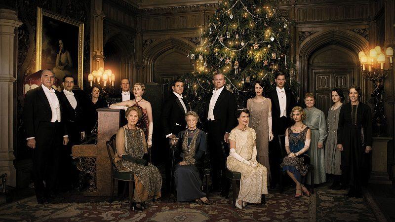 7. Downton Abbey – Nota: 9,3 - Crédito: Divulgação/33Giga/ND