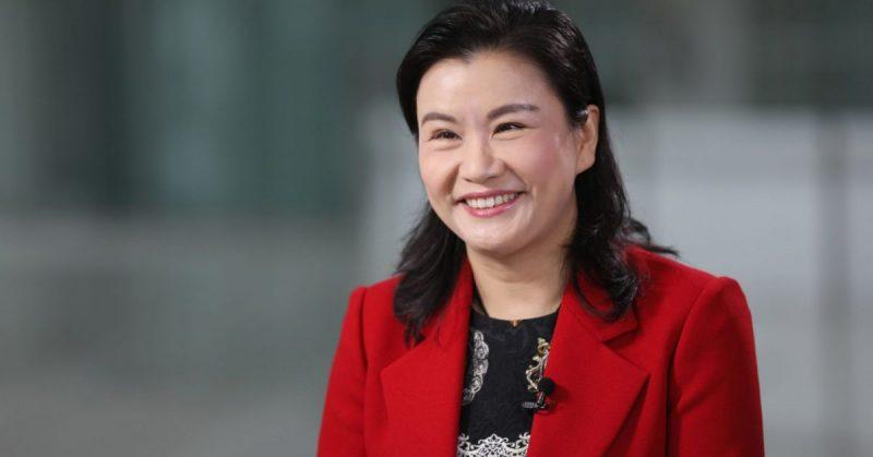 20. Zhou Qunfei – Fundadora e CEO da Lens Technology - Crédito: Divulgação/33Giga/ND
