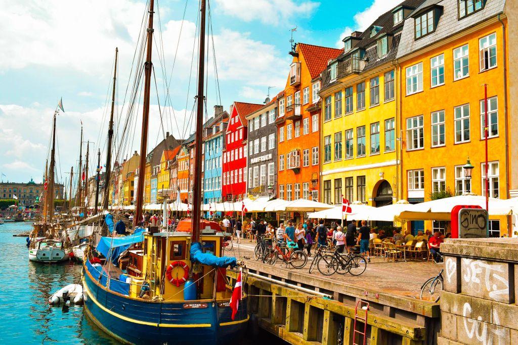 Copenhage, Dinamarca - Pixabay - Pixabay /Rota de Férias/ND