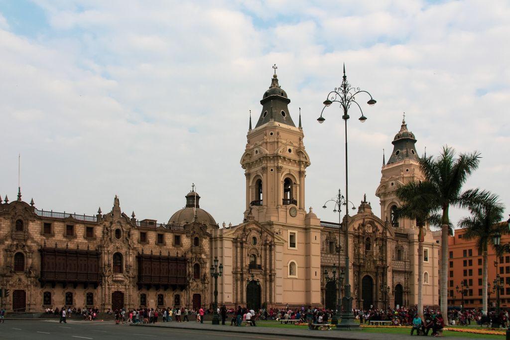 Lima, Peru - População: 9.752.000 - Pixabay - Pixabay /Rota de Férias/ND