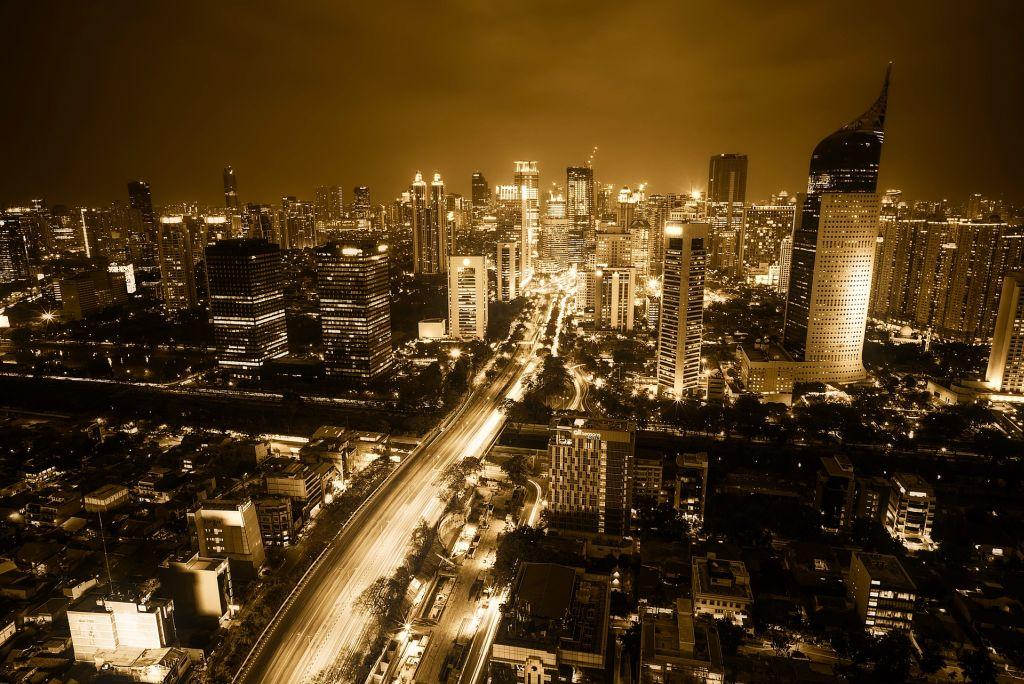 Jacarta, Indonésia - População: 9.608.000 - Pixabay - Pixabay/Rota de Férias/ND