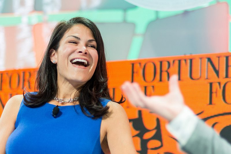 21. Belinda Johnson – COO do Airbnb - Crédito: Fortune Conferences on Visual Hunt / CC BY-NC-ND/33Giga/ND