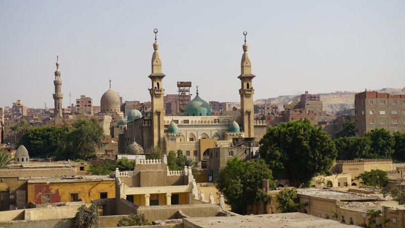 Cairo, Egito - População: 9.500.000 - eROV65 on Visualhunt / CC BY-NC-SA - eROV65 on Visualhunt / CC BY-NC-SA/Rota de Férias/ND