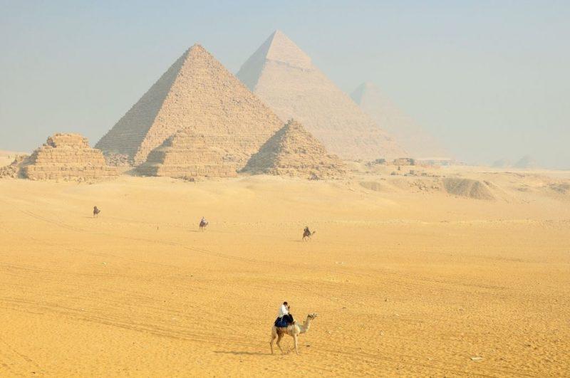 Cairo, Egito - População: 9.500.000 - Pixabay - Pixabay/Rota de Férias/ND