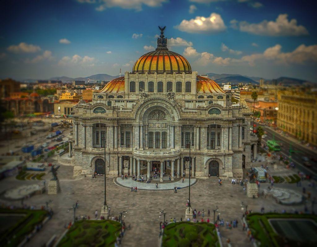 Cidade do México, México - População: 8.919.000 - Pixabay - Pixabay/Rota de Férias/ND
