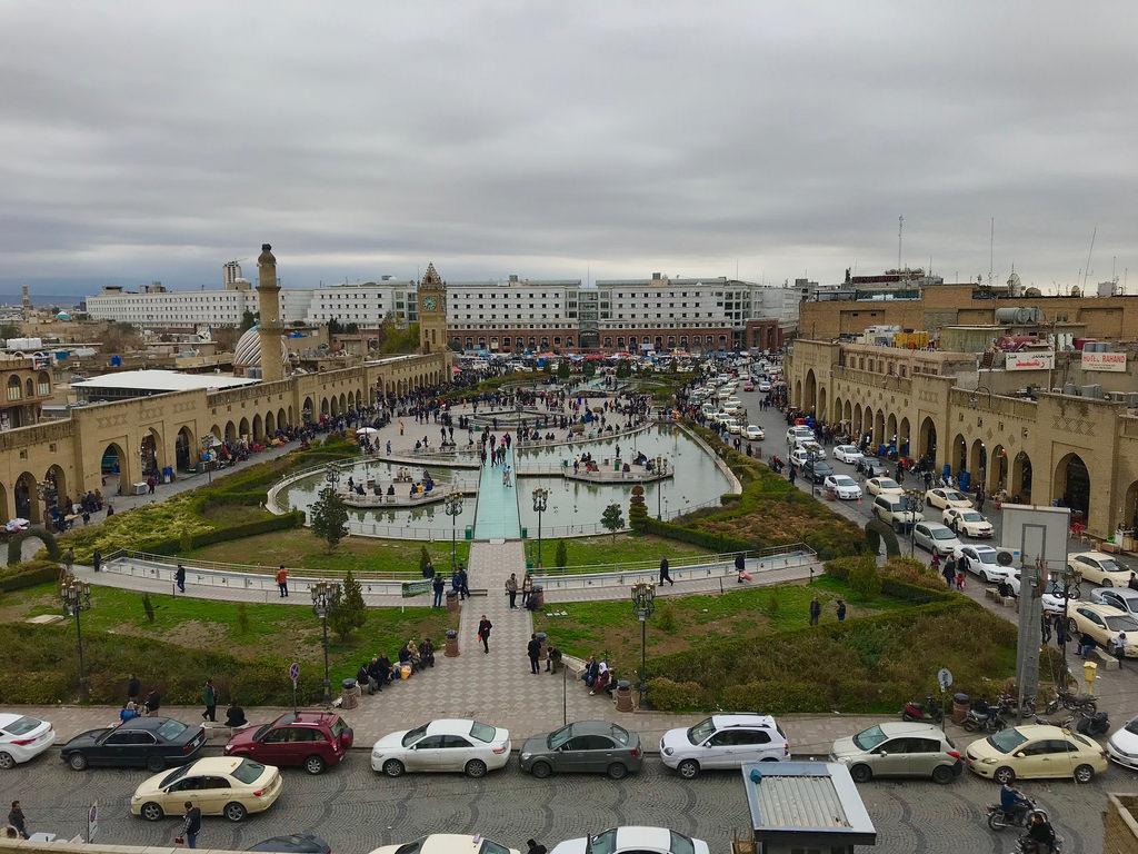 Maiores cidades do mundo - Bagdá, Iraque - População: 8.765.000 - alan abdulkadir farhadi on Visualhunt.com / CC BY - alan abdulkadir farhadi on Visualhunt.com / CC BY /Rota de Férias/ND