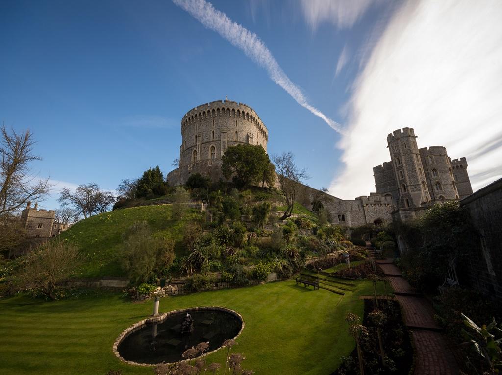 Castelo de Windsor, Windsor, Inglaterra - Kai Lehmann on VisualHunt / CC BY - Kai Lehmann on VisualHunt / CC BY/Rota de Férias/ND