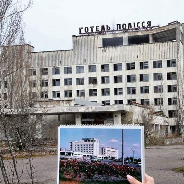@chernobyltours - Crédito: Reprodução Instagram/33Giga/ND