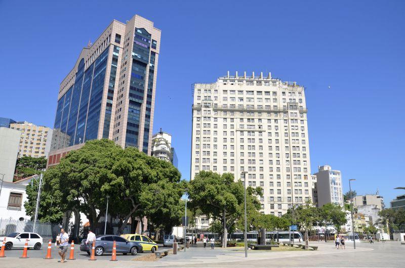 Recentemente, a Praça Mauá foi revitalizada e ficou ainda mais bonita - Alexandre Macieira/Riotur - Alexandre Macieira/Riotur/Rota de Férias/ND