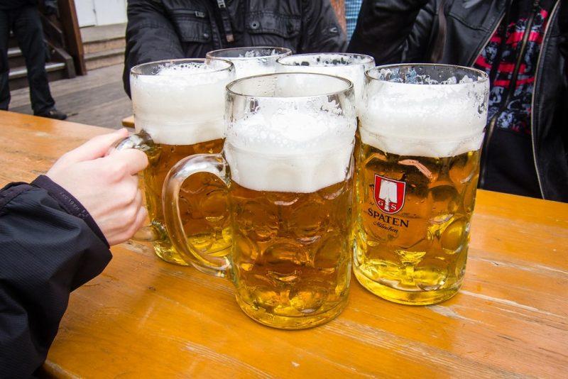 Canecas de cerveja - Alemanha - Janneaa on VisualHunt.com / CC BY-NC-SA - Janneaa on VisualHunt.com / CC BY-NC-SA/Rota de Férias/ND