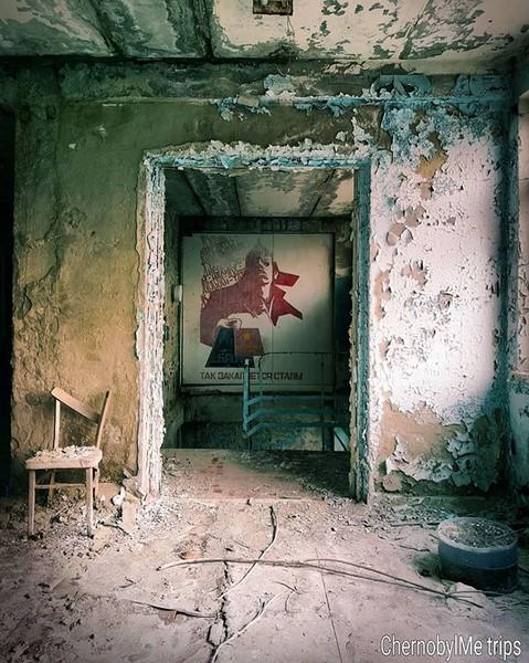 @chernobyl_metrips - Crédito: Reprodução Instagram/33Giga/ND