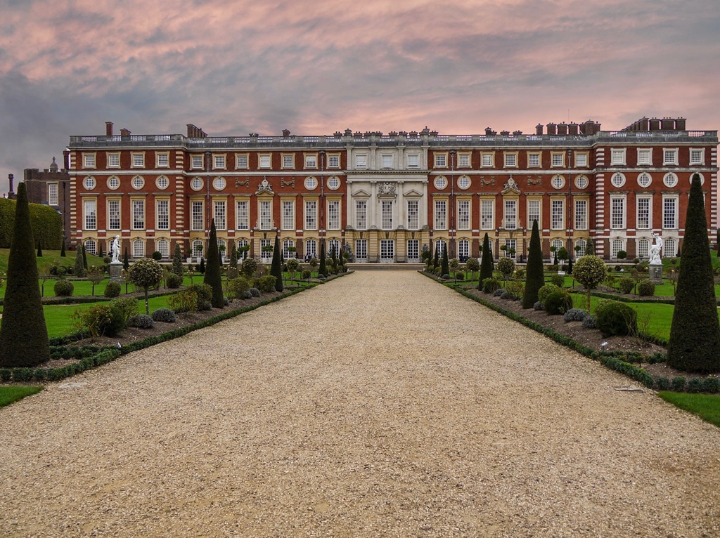 Palácio Hampton Court, Inglaterra - ctrlaltdileep on VisualHunt / CC BY-ND - ctrlaltdileep on VisualHunt / CC BY-ND /Rota de Férias/ND