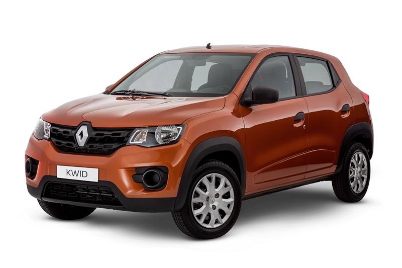 3- Renault Kwid: R$ 33.290 - Foto: Divulgação - Foto: Divulgação/Garagem 360/ND