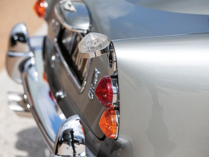 """Aston Martin DB5 - """"007 Contra Goldfinger"""" (1964) - Foto: Divulgação - Foto: Divulgação/Garagem 360/ND"""