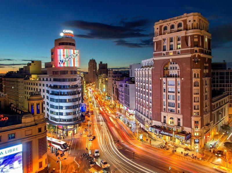 A parada Madri Orgullo será realizada na capital da Espanha, no dia 27 de junho - Julius Silver por Pixabay - Julius Silver por Pixabay/Rota de Férias/ND