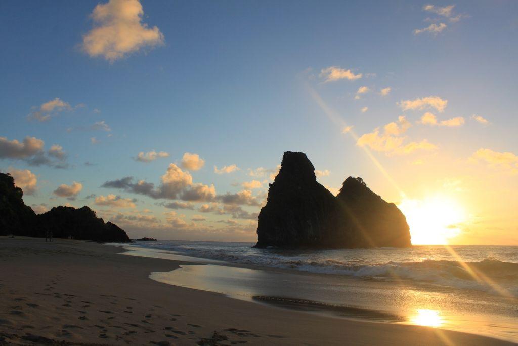 Praia da Cacimba do Padre, Fernando de Noronha - Pixabay - Pixabay /Rota de Férias/ND