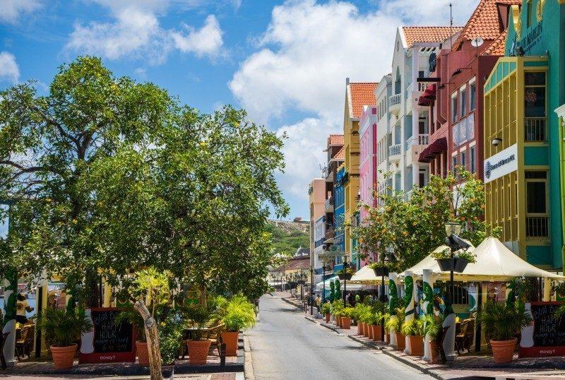 Willemstad, em Curaçao - Visual hunt - Visual hunt/Rota de Férias/ND