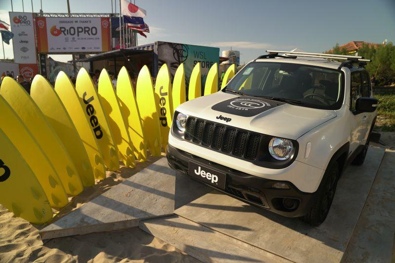 Jeep lança série especial para o Renegade - Foto: Divulgação - Foto: Divulgação/Garagem 360/ND