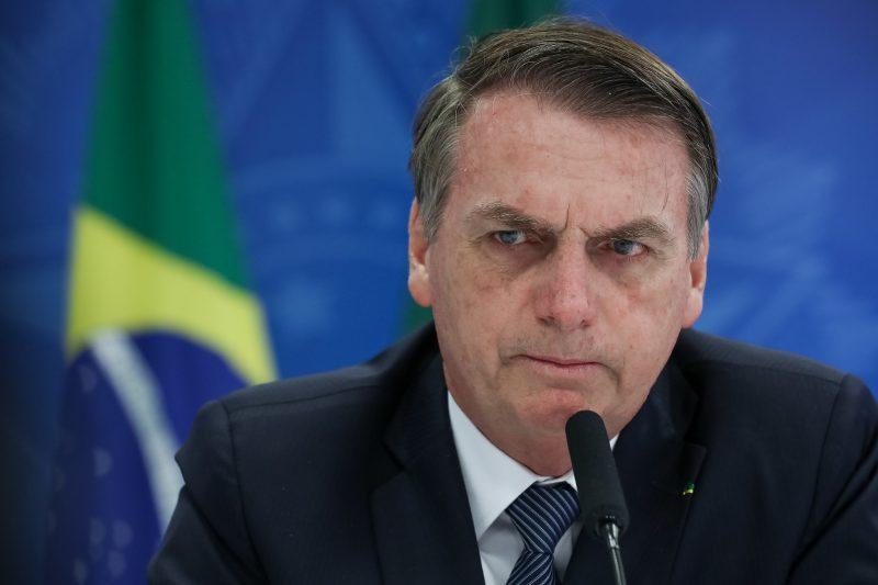 Bolsonaro afirmou também que avaliará a redução de impostos para jogos eletrônicos – Marcos Corrêa/PR