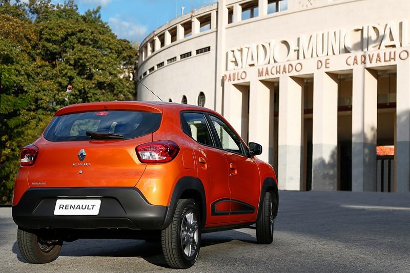 4- Renault: 91.472 veículos - Foto: Divulgação - Foto: Divulgação/Garagem 360/ND