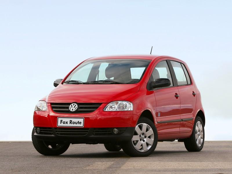 5º- VW Fox/Cross Fox: 54.979 unidades - Foto: Divulgação - Foto: Divulgação/Garagem 360/ND