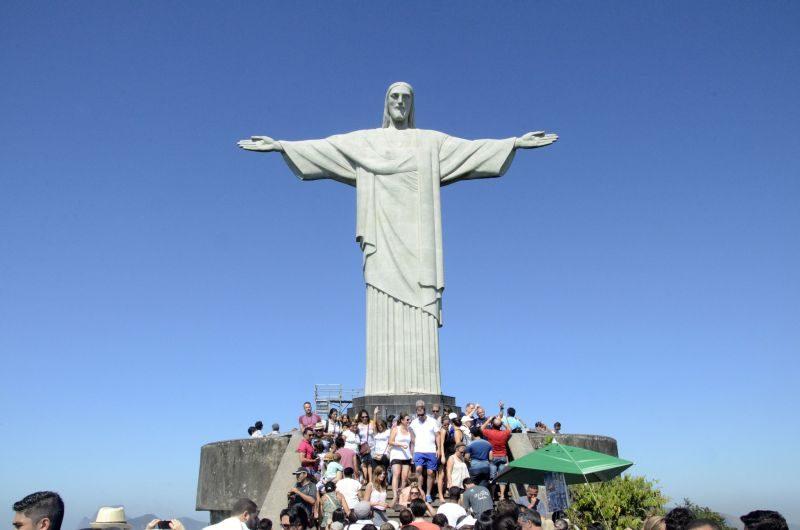 O Cristo Redentor é uma das sete maravilhas do mundo - Alexandre Macieira/Riotur - Alexandre Macieira/Riotur/Rota de Férias/ND