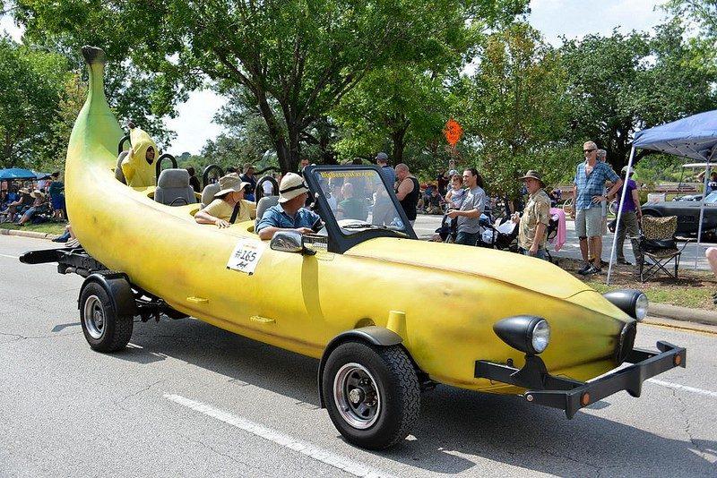 Este veículo foi modificado para se parecer com uma banana - Foto: Texas.713 via VisualHunt.com / CC BY-NC - Foto: Texas.713 via VisualHunt.com / CC BY-NC/Garagem 360/ND