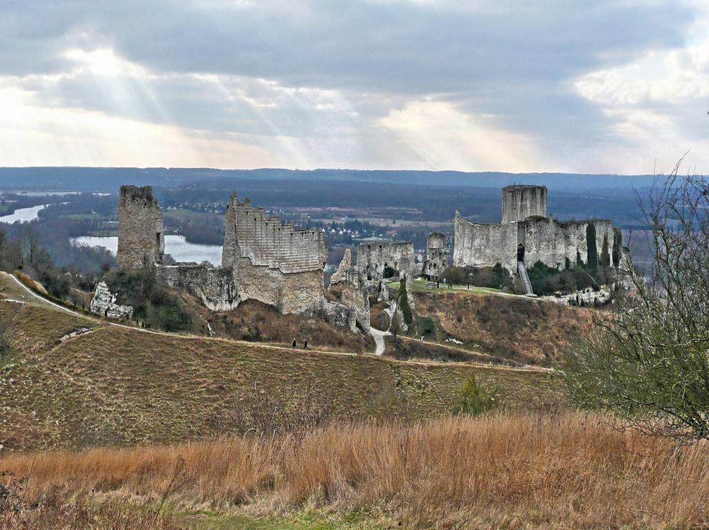 Château Gaillard, França - minikti on Visualhunt / CC BY-NC-ND - minikti on Visualhunt / CC BY-NC-ND/Rota de Férias/ND