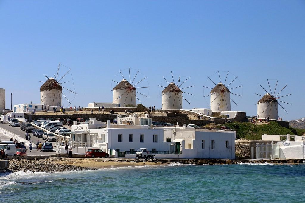Mykonos, Grécia - Pixabay - Pixabay/Rota de Férias/ND
