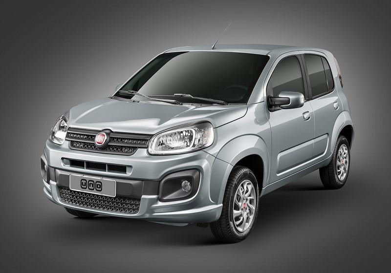 5- Fiat Uno: R$ 45.290 - Foto: Divulgação - Foto: Divulgação/Garagem 360/ND