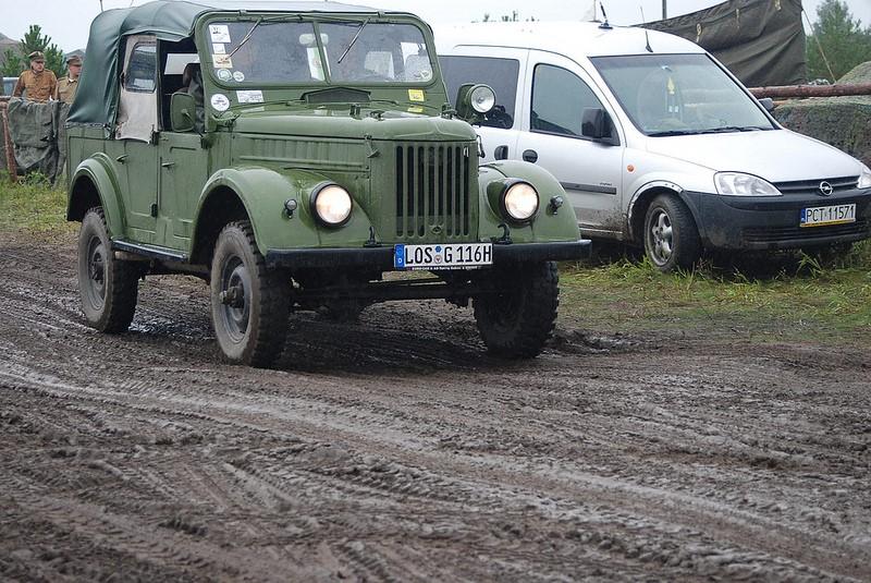 O modelo 69 foi produzido pela montadora soviética Gaz entre 1953 e 1956. Depois, entre 1956 e 1972, o jipe foi fabricado pela russa UAZ - Foto: junktimers via VisualHunt.com / CC BY-NC-ND - Foto: junktimers via VisualHunt.com / CC BY-NC-ND/Garagem 360/ND