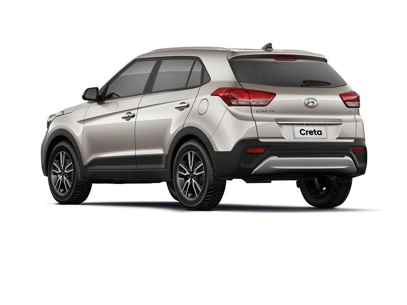 5- Hyundai Creta: 19.609 unidades - Foto: Divulgação - Foto: Divulgação/Garagem 360/ND