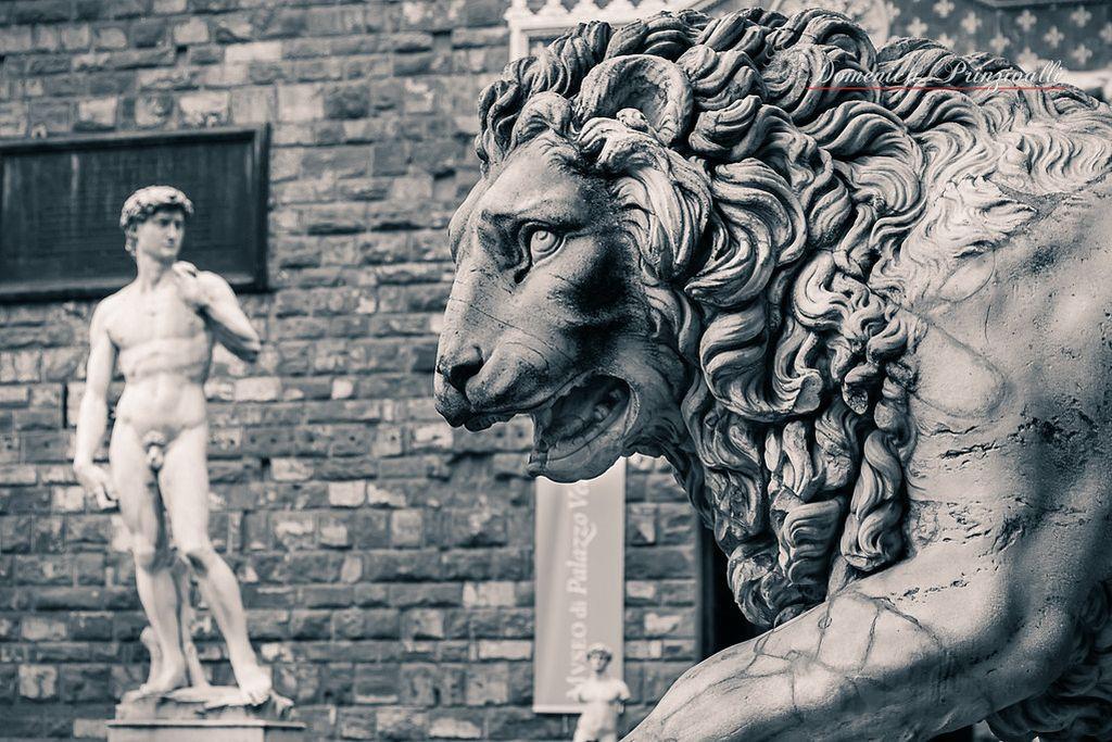 Davi, Piazza della Signoria, Itália - Mire74 on Visual Hunt / CC BY-NC-ND - Mire74 on Visual Hunt / CC BY-NC-ND/Rota de Férias/ND