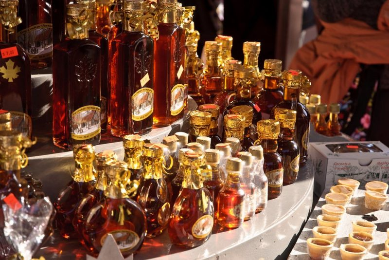 Maple Syrup - Canadá - caribb on Visualhunt / CC BY-NC-ND - caribb on Visualhunt / CC BY-NC-ND/Rota de Férias/ND