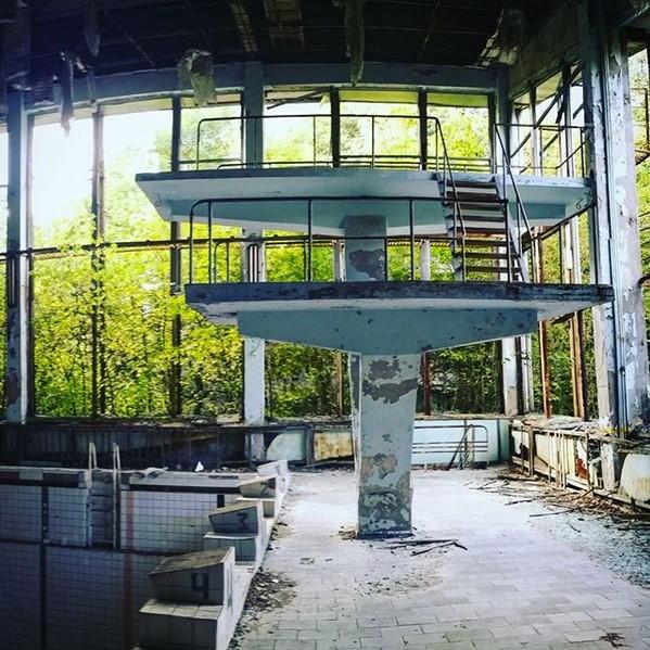 @chernobylwelcome - Crédito: Reprodução Instagram/33Giga/ND