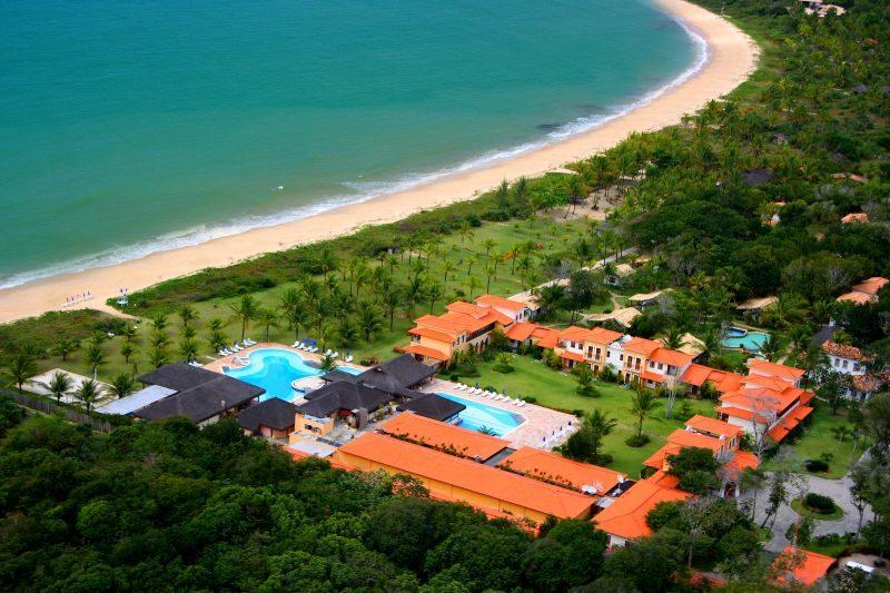 Localizado em uma área de proteção ambiental na Costa do Descobrimento, o Costa Brasilis Resort & Spa conta com times de recreação para crianças e adultos - Divulgação - Divulgação/Rota de Férias/ND