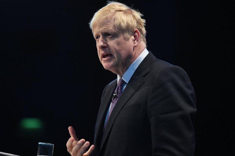Boris Johnson, – Foto: Facebook/Reprodução