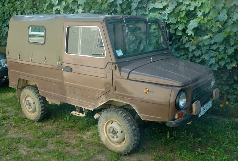 LuAZ 969 - Foto: Wikimedia/VargaA - Foto: Wikimedia/VargaA/Garagem 360/ND