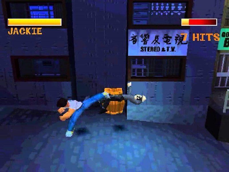 Jackie Chan – Jackie Chan Stuntmaster (2000) - Crédito: Divulgação/33Giga/ND