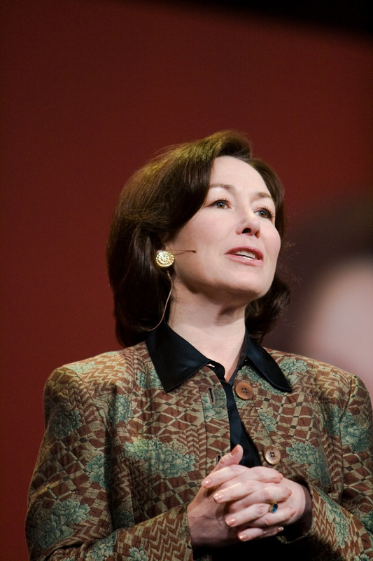 7. Safra Catz – Co-CEO da Oracle Corporation - Crédito: plαdys on VisualHunt / CC BY-NC-SA/33Giga/ND