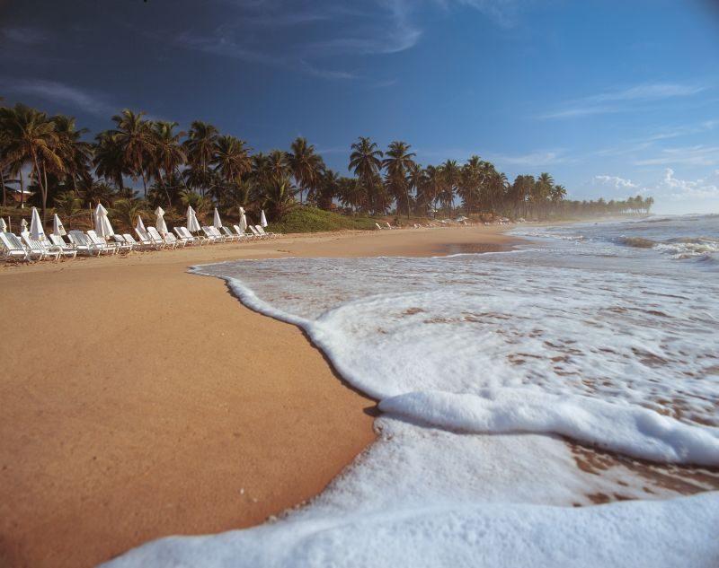 Quem vai à Costa do Sauípe pode escolher entre cinco hotéis confortáveis e cheios de atrações - Divulgação - Divulgação/Rota de Férias/ND