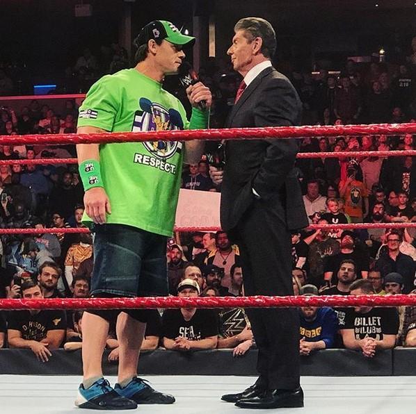7. WWE (http://www.youtube.com/WWEFanNation) – 38,6 milhões de inscritos - Crédito: Reprodução Instagram/33Giga/ND