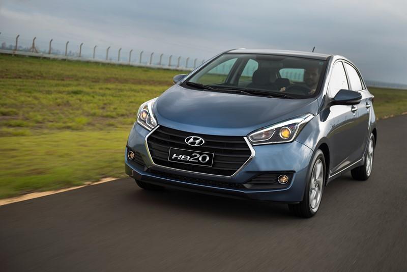 7-Hyundai: 82.931 unidades - Foto; Divulgação - Foto; Divulgação/Garagem 360/ND