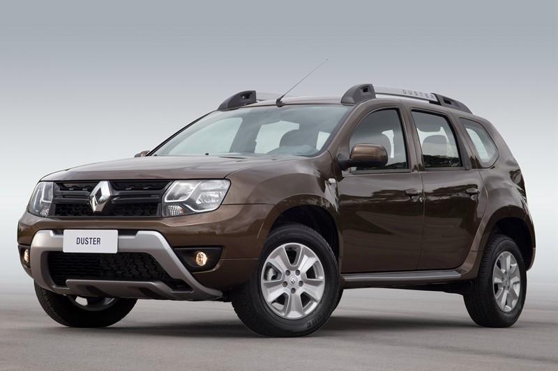7- Renault Duster: 9.993 unidades - Foto: Divulgação - Foto: Divulgação/Garagem 360/ND